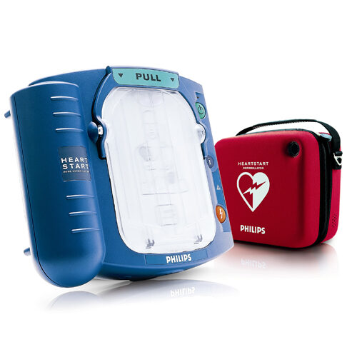 HeartStart Erste-Hilfe-Defibrillator