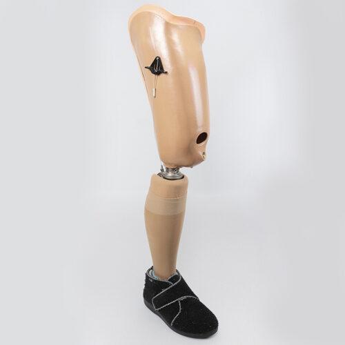 Oberschenkelprothese