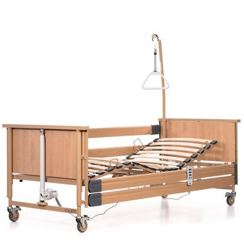 Pflegebett und Zubehör