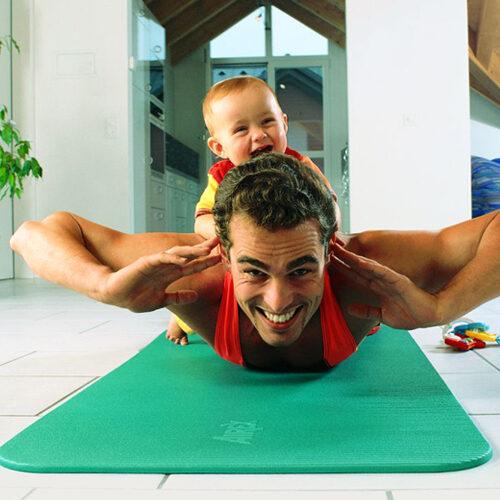 Therapie- und Gymnastikmatten