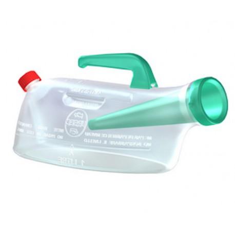Urinflasche (auslaufsicher)